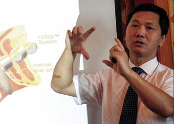 罗成华:医院不应靠药物和器械盈利