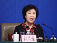"""郭鳳蓮:大宅人民的""""中國夢""""是""""農民夢""""[組圖]"""