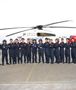 南海第一救助飞行队