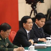 云南代表团开放日 记者追问昆明暴恐事件