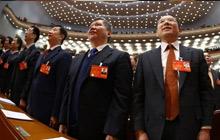 政协十二届二次会议闭幕