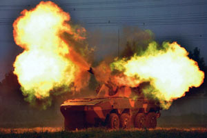 中国陆军兵器精美高清大图
