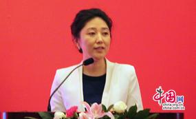 金吉利留学副总裁王丹: