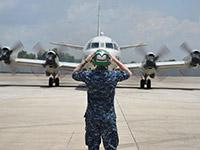 美派出最强P-8A巡逻机赴澳搜寻马航客机[组图]