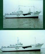 东渔1518轮