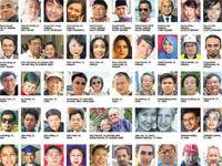 MH370遇难者生前照片[组图]
