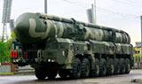 白杨-M洲际导弹