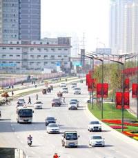新路网 助力西咸沣东交通大升级