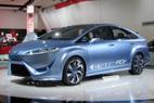日本燃料电池车发展现状
