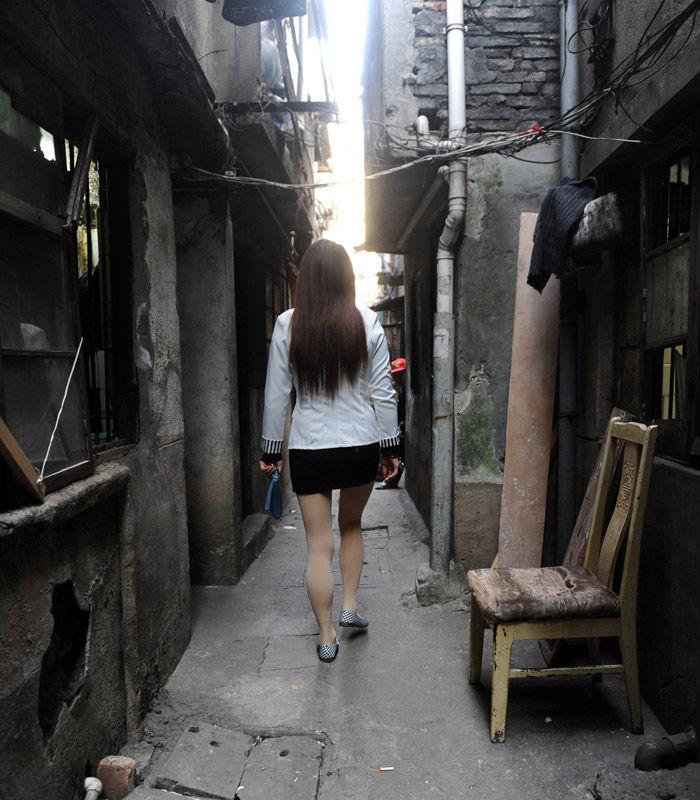 上海老街的性工作者 新闻中心