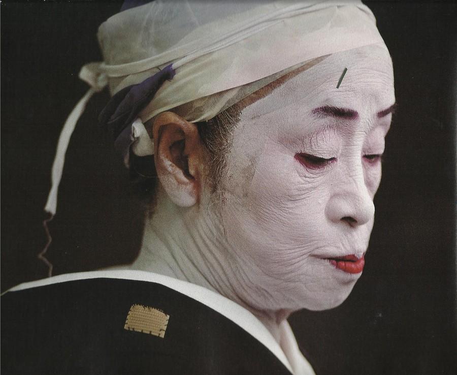 实拍日本红唇艺伎的隐秘世界 - 暖雪8521 - 暖雪8521