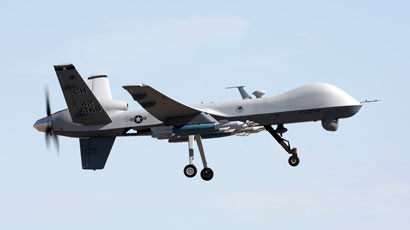 "MQ-9""死神""无人机:反恐神兵再添利器"