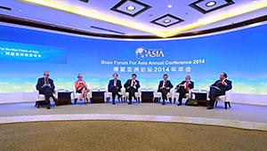 """博鰲:""""APEC:因應亞洲的新未來""""分論壇舉行[組圖]"""