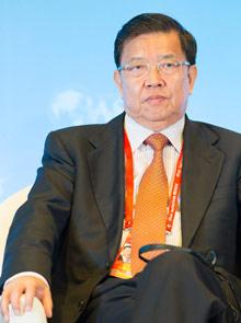 外經貿部原副部長龍永圖
