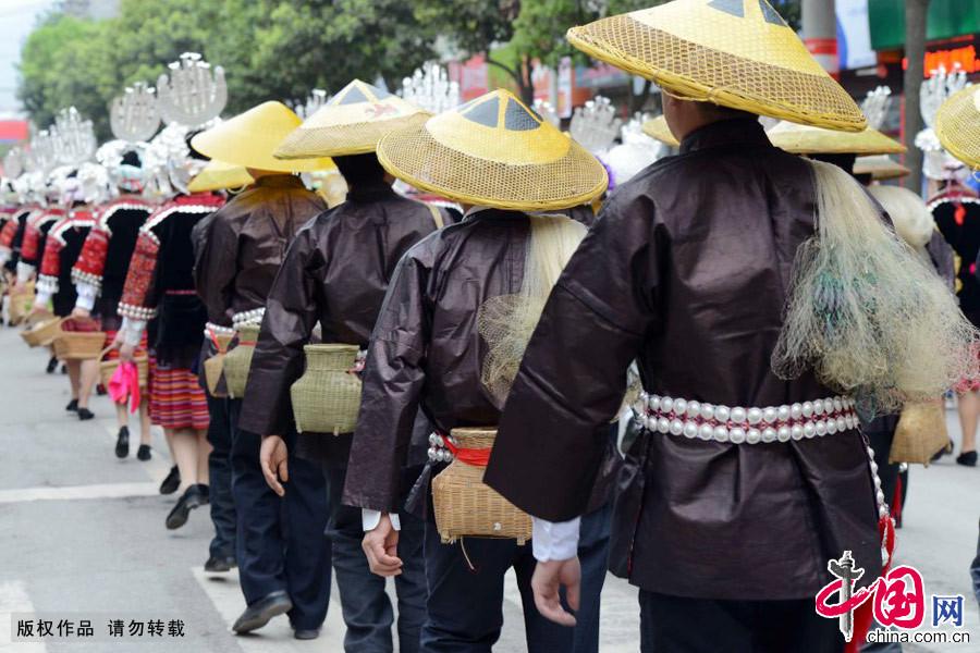 ,苗族,姊妹节,民族,服饰,苗银,贵州,民俗,