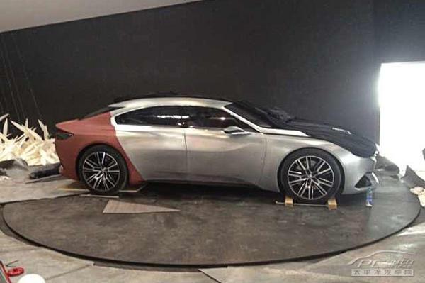 标致Exalt概念车