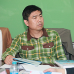 中国船舶重工集团公司办公厅政策研究室副主任孔令勇
