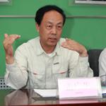 国家海洋局宣传教育中心主任盖广生