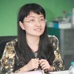 中国海洋报社办公室主任翟晨萌
