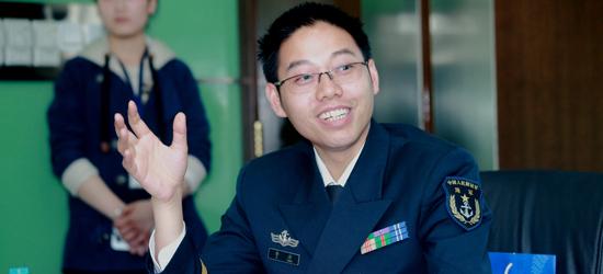海军政治部李唐:核潜艇官兵用生命铸就水下核盾牌