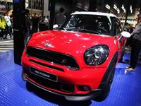 2014北京車展:MINI新PACEMAN發佈[組圖]