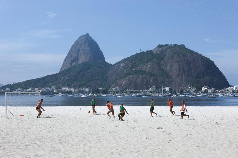 足球——巴西的魂[組圖]
