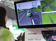 观众体验模拟驾驶系统