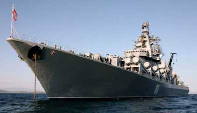 俄舰队已启航赴中国参演 预计17日抵达