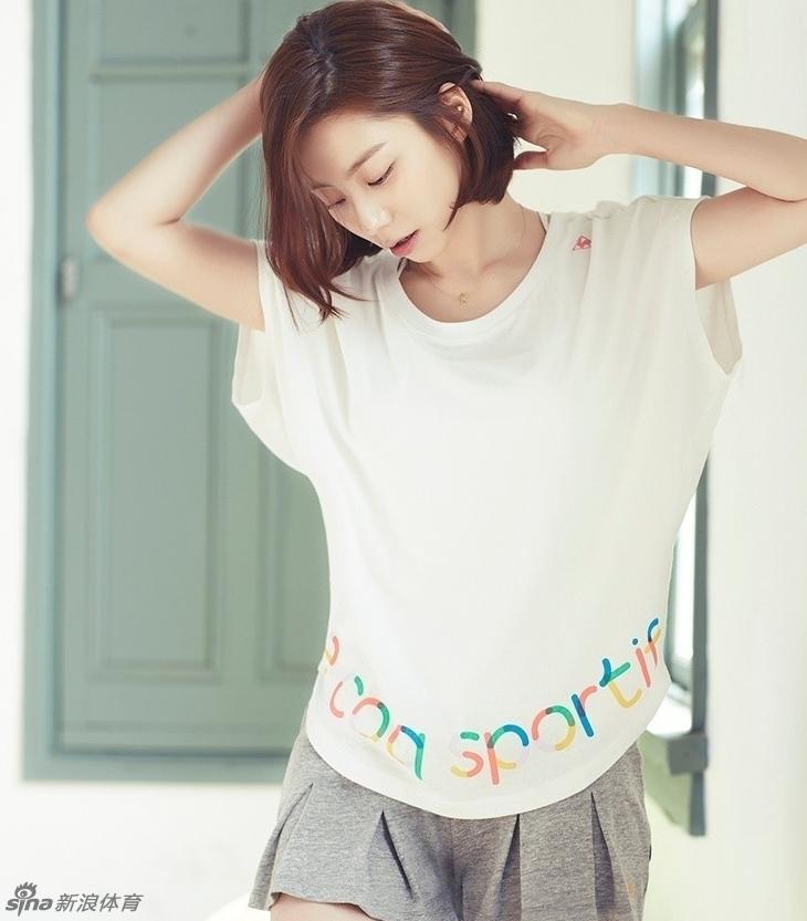 女星:韩国组图朴秀珍v女星写真性感活力性感的昌病毒涡食图片