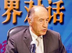 前乌兹别克斯坦共和国驻华大使诺西尔容·尤苏波夫