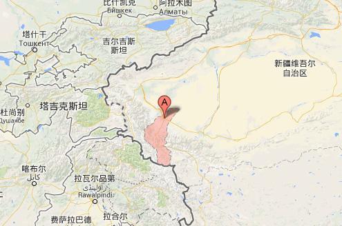 外媒称新疆喀什叶城县3官员遭暴恐分子杀害_
