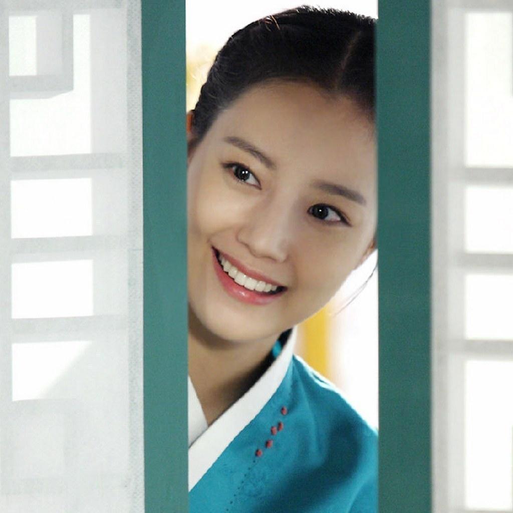 韩国公认零整容自然美女