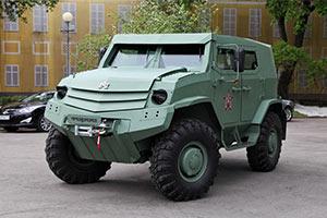 俄军工秀可爱Q版新概念战车