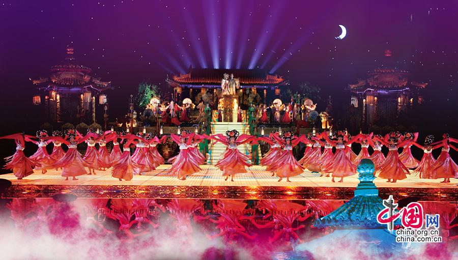 《长恨歌》:陕西旅游文化的一曲绝唱