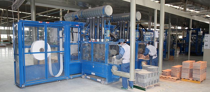 双登集团美国沃尔兹连铸连涂卷绕电池生产线