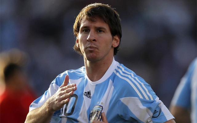 梅西希望为祖国赢得世界杯冠军图片