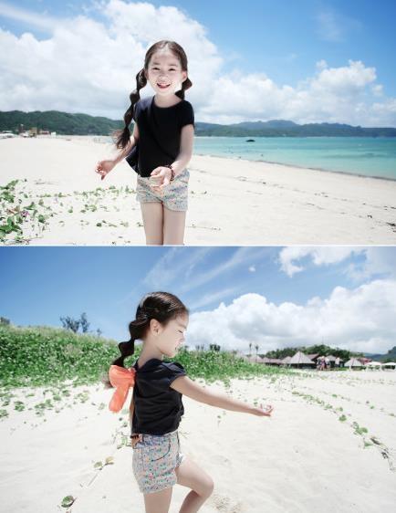 俄罗斯9岁模特走红 盘点全球超美小萝莉[组图]