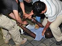 北京警方打掉多个贩毒点 外籍人员自称留学生