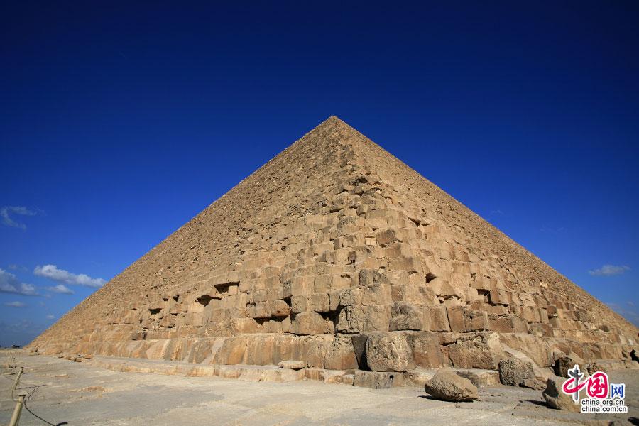 入埃及记(十六)吉萨金字塔