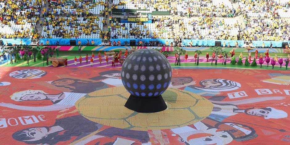 2014巴西世界盃開幕