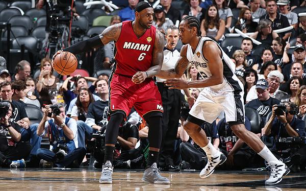 NBA总决赛第五场直播 热火vs马刺图片