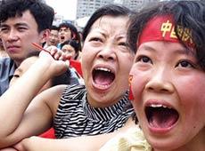 渴望世界盃的中國球迷:我們不要熱身賽
