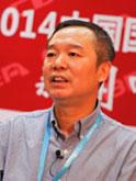 武汉力兴执行总裁王传义接受CIBF电池展新闻中心采访