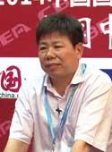 湖北骆驼蓄电池研究院有限公司总经理夏诗忠接受CIBF电池展新闻中心采访