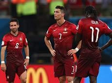 葡萄牙最後一分鐘入球扳平美國 出線仍渺茫