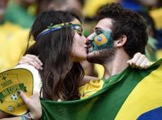 【圖刊】世界盃之吻