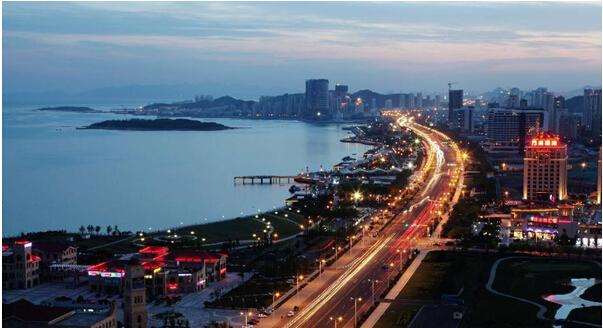 青岛西海岸新区方案出炉 打造现代海洋体系