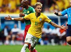 巴西世界盃24日十佳鏡頭 內馬爾排射手榜首