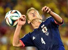 日本1:4慘敗哥倫比亞 一場未勝小組墊底遭淘汰
