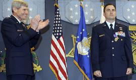 阿富汗战场上的美国空军特战人员